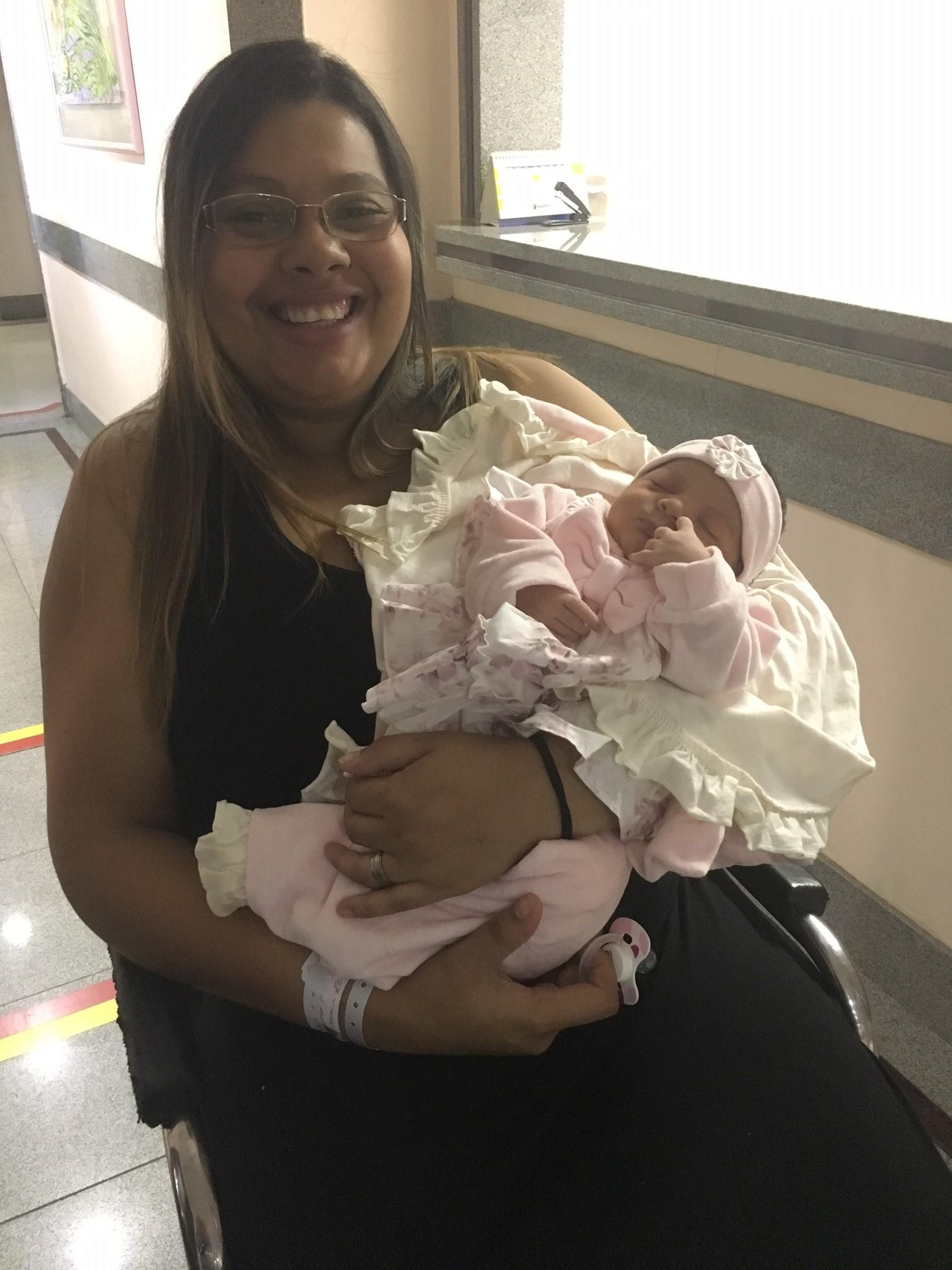 Maternidade SMH - Amanda da Cruz
