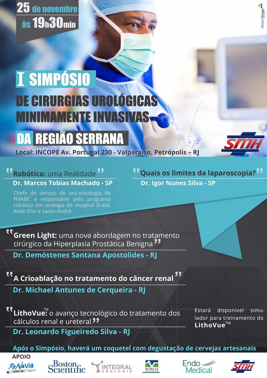 Simpósio Urologia  SMH